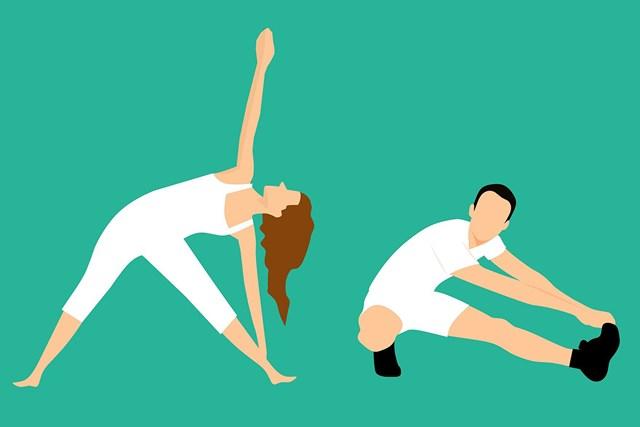 筋肉痛 ストレッチで軽減できる痛みも(提供:Pixabay)