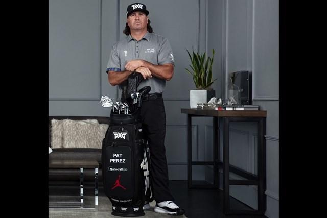 パット・ペレス ジョーダンシリーズのゴルフシューズを履きこなすパット・ペレス(提供:パット・ペレス、PGAツアー)
