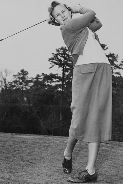 ミッキー・ライト 2020年、85歳で亡くなったミッキー・ライトさん(PGA of America via Getty Images)