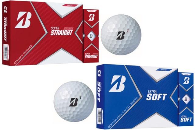 ブリヂストンが1ダース3千円台のボールを刷新 「B」マーク入りに コスパ重視のゴルファーに最適な2モデル