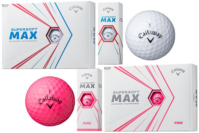 """マグナ→MAXへ キャロウェイの""""大きいボール""""が新モデルに ルール適合の公認球。規定は重さ45.93g以下、直径42.67mm以上"""