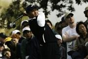 2004年 ニッサンオープン 最終日 丸山茂樹