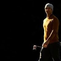 リビエラCCでの初日、パットが好調だったアダム・スコット(Harry How/Getty Images) 2021年 ジェネシス招待  初日 アダム・スコット
