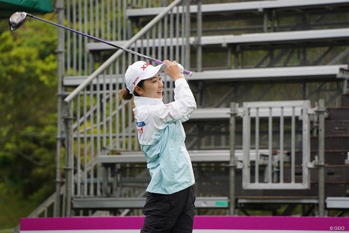 今年こそ優勝を 2021年 ダイキンオーキッドレディスゴルフトーナメント 事前 安田祐香