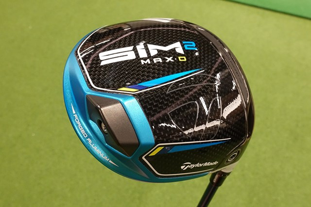 新製品レポート SIM2 MAX-D ドライバー 新構造でやさしくつかまえて飛ばせる性能が進化した「SIM2 MAX-D ドライバー」を試打」