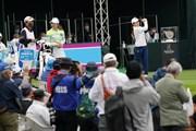 2021年 ダイキンオーキッドレディスゴルフトーナメント 初日 松田鈴英 西郷真央