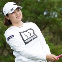2020年「スタンレーレディス」以来の好発進 2021年 ダイキンオーキッドレディスゴルフトーナメント 初日 新垣比菜