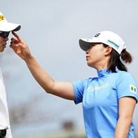 何やってんの 2021年 ダイキンオーキッドレディスゴルフトーナメント 初日 渋野日向子 笹生優花