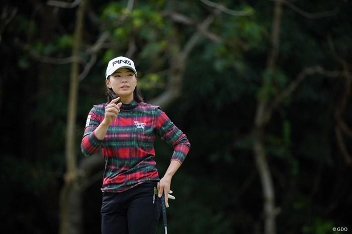 渋野日向子が4打差5位に浮上 2021年 ダイキンオーキッドレディスゴルフトーナメント 2日目 渋野日向子