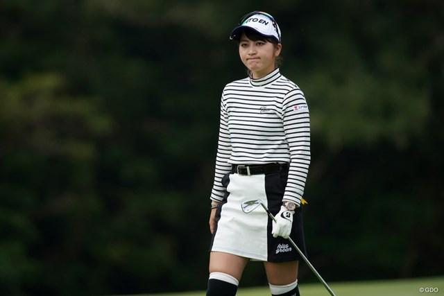 2021年 ダイキンオーキッドレディスゴルフトーナメント 2日目 田辺ひかり 最終日最終組を目指す