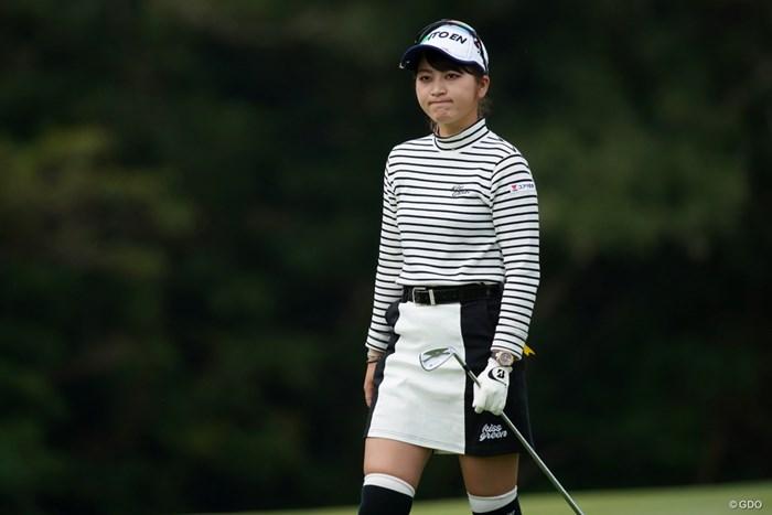 最終日最終組を目指す 2021年 ダイキンオーキッドレディスゴルフトーナメント 2日目 田辺ひかり