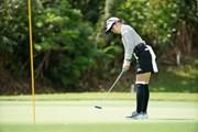 2021年 ダイキンオーキッドレディスゴルフトーナメント 2日目 田辺ひかり