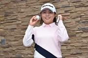 2021年 ダイキンオーキッドレディスゴルフトーナメント  3日目 永峰咲希