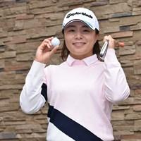 永峰咲希は13番でホールインワン(大会提供) 2021年 ダイキンオーキッドレディスゴルフトーナメント  3日目 永峰咲希