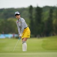 狙いを定めて 2021年 ダイキンオーキッドレディスゴルフトーナメント 3日目 田辺ひかり