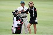 2010年 ワールドレディスチャンピオンシップサロンパスカップ 2日目 竹村真琴