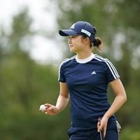トップタイで最終日へ 2021年 ダイキンオーキッドレディスゴルフトーナメント 3日目 森田遥