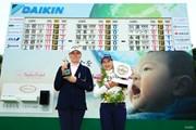 2021年 ダイキンオーキッドレディスゴルフトーナメント 最終日 小祝さくら 新城莉李亜