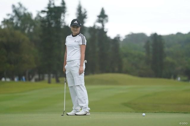 2021年 ダイキンオーキッドレディスゴルフトーナメント 最終日 森田遥 惜しかったね~
