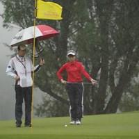 雨と風にも負けずです 2021年 ダイキンオーキッドレディスゴルフトーナメント 最終日 田辺ひかり