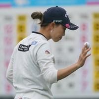 やるね~ 2021年 ダイキンオーキッドレディスゴルフトーナメント 最終日 上田桃子