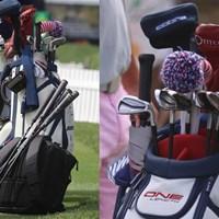 ブライソン・デシャンボーの優勝ギア(提供:GolfWRX、PGATOUR) 2021年 アーノルド・パーマー招待byマスターカード 4日目 ブライソン・デシャンボー