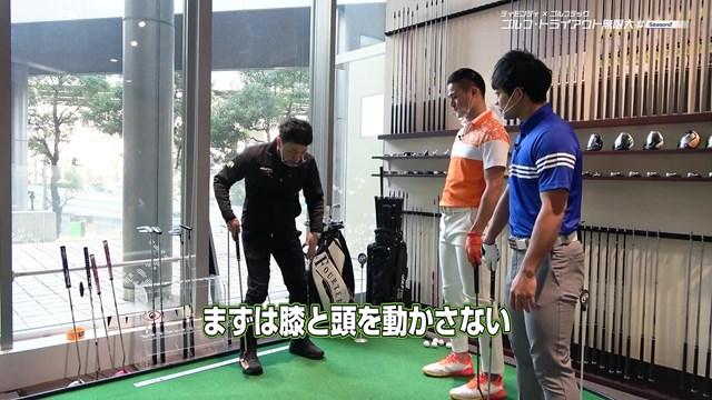 ティモンディのゴルフ・トライアウト無限大 これが意外と難しい…