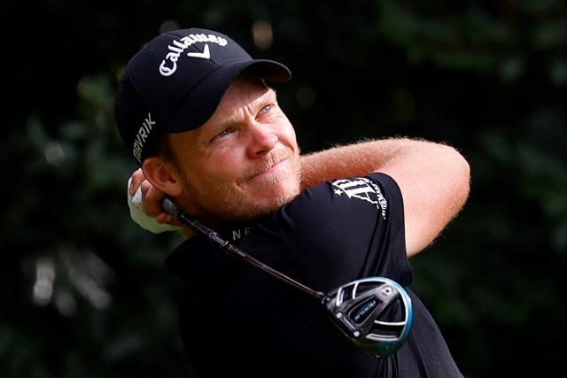 2021年 マスターズ 2日目 ダニー・ウィレット 前年秋のマスターズに出場したウィレット(提供:Augusta National Golf Club)