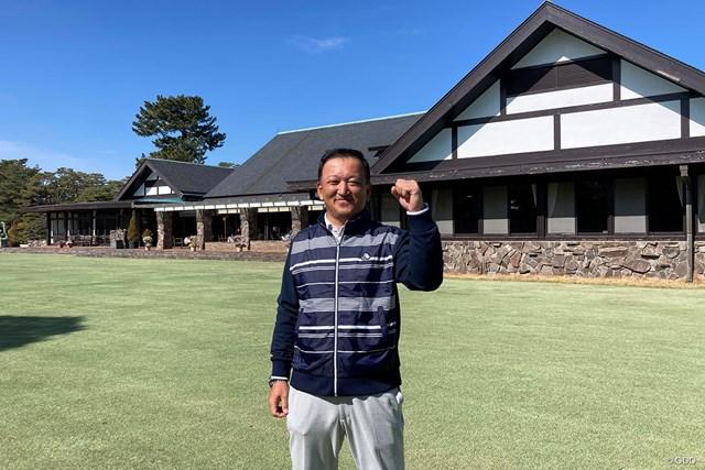 2021年 細川和彦 東日本大震災から10年。細川和彦は今年、シニアデビューする。実は左利き