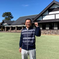東日本大震災から10年。細川和彦は今年、シニアデビューする。実は左利き 2021年 細川和彦