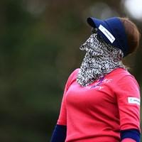 サングラスとマスク取ったら透明人間説 2021年 明治安田生命レディス ヨコハマタイヤゴルフトーナメント 初日 大城さつき
