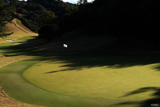 2021年 明治安田生命レディス ヨコハマタイヤゴルフトーナメント 2日目 土佐カントリークラブ Hole15  499yard  par5