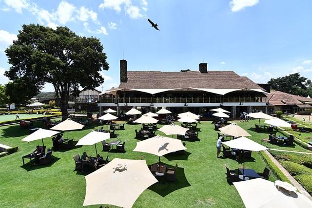 2021年 ケニアオープン 事前 カレンCC 大会が開催されるナイロビのカレンCC(Stuart Franklin/Getty Images)