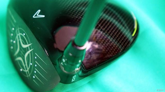 エピック SPEED ドライバーを筒康博が試打「裏ワザ不要の軽快さ」 ヘッド前側の剛性の強さが強弾道を生む