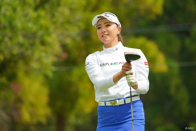 2021年 Tポイント×ENEOSゴルフトーナメント 初日 宮田成華 ノーボギーとは素晴らしい!ナイスラウンドでしたね。