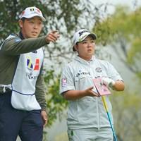 2勝目、あるんじゃない? 2021年 Tポイント×ENEOSゴルフトーナメント 2日目 浅井咲希