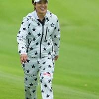 パジャマかと思ったわい。 2021年 Tポイント×ENEOSゴルフトーナメント 2日目 藤本麻子