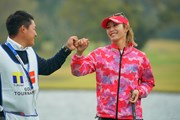 2021年 Tポイント×ENEOSゴルフトーナメント 最終日 金田久美子