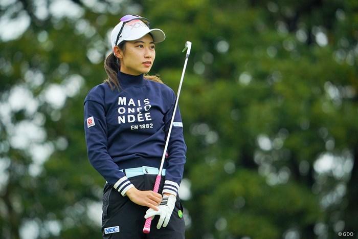 初優勝はおあずけに。 2021年 Tポイント×ENEOSゴルフトーナメント 最終日 安田祐香