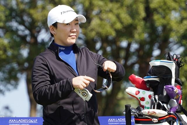 2021年 アクサレディスゴルフトーナメント in MIYAZAKI 事前 21年初参戦となる申ジエ
