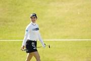 2021年 アクサレディスゴルフトーナメント in MIYAZAKI 初日 小祝さくら
