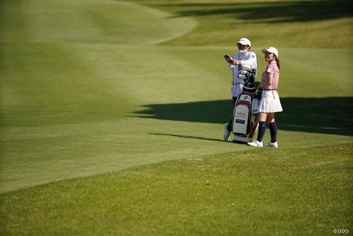 上位に行きたい 2021年 アクサレディスゴルフトーナメント in MIYAZAKI 初日 古江彩佳
