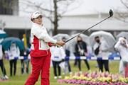 2021年 アクサレディスゴルフトーナメント in MIYAZAKI 最終日 河本結