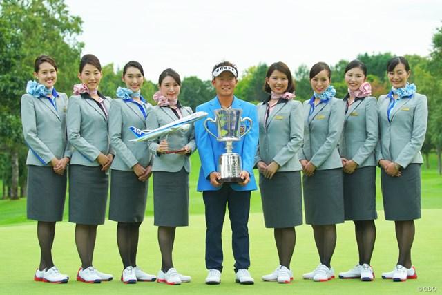 2019年 ANAオープンゴルフトーナメント  最終日 浅地洋佑 前回2019年大会は浅地洋佑が優勝した