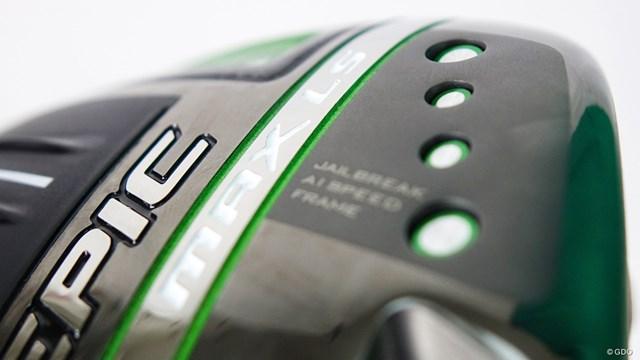 エピック MAX LS ドライバーを筒康博が試打「SPEEDの妹分」 初速スピードの速さをアップさせた新開発「スピードフレーム」