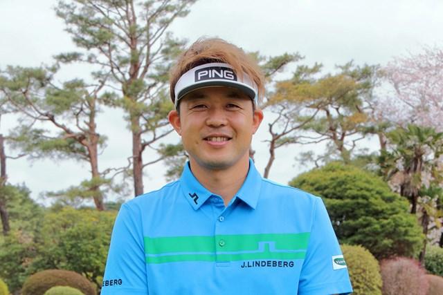 2021年 額賀辰徳 額賀辰徳(提供:取手国際ゴルフ倶楽部)