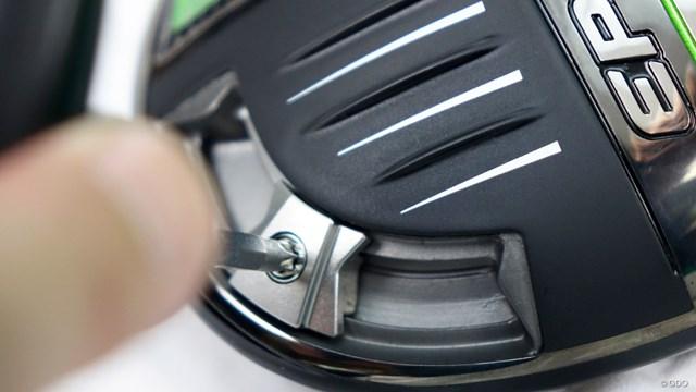 エピック MAX LS ドライバーを万振りマンが試打「衝撃的な初速」 12gの「ペリメーター・ウエイト」で好みの弾道にチューニング可能