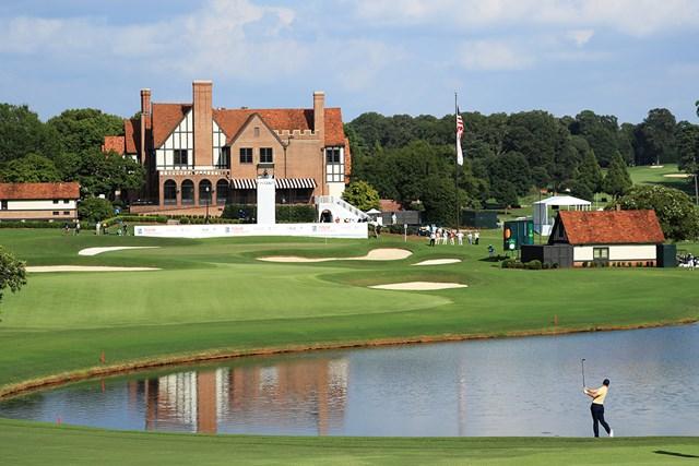 イーストレイクGC PGAツアーのシーズン最終戦はアトランタのイーストレイクGCで開催されている(Sam Greenwood/Getty Images)