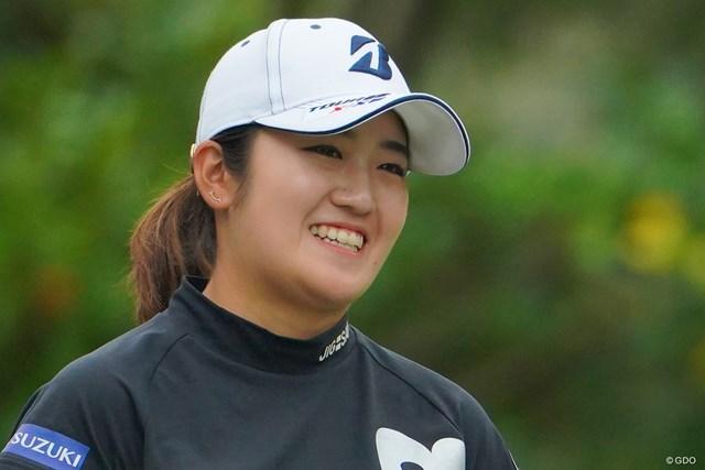 2021年 ヤマハレディースオープン葛城 最終日 稲見萌寧 初めての年間複数回&4日間大会優勝を達成した