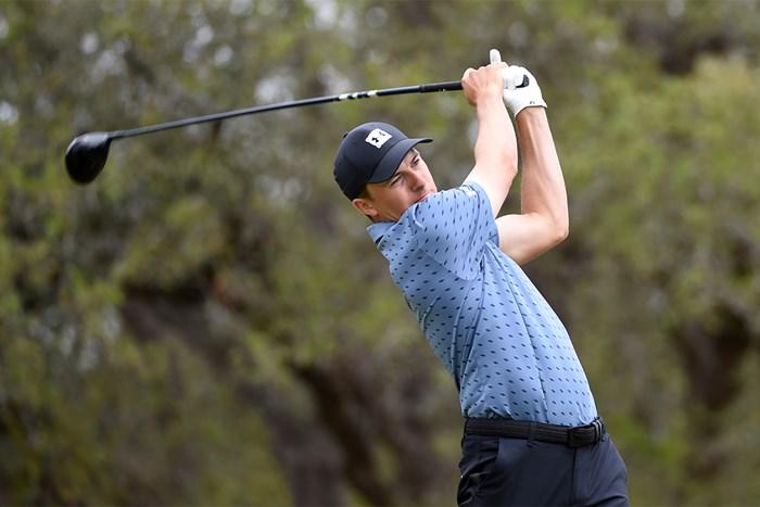 タイトリストと契約のスピースが待望の復活優勝を遂げた(Steve Dykes/Getty Images) 2021年 バレロテキサスオープン 最終日 ジョーダン・スピース